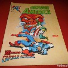 Cómics: CAPITAN AMERICA - LINEA 83 Nº 4 SURCO. Lote 245099040