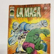 Cómics: LA MASA. V.3 - Nº 32 - EL DESTRUCTOR DE DINAMO. MARVEL COMICS GROUP - COMICS GROUP. MUNDI-COMICS.. Lote 245173025