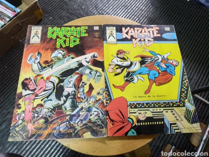 KÁRATE KID LOTE DE 2 N° 3-6 (FORUM) (Tebeos y Comics - Vértice - V.1)