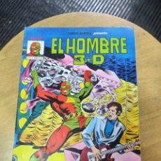 Cómics: EL HOMBRE 3-D N°5 (VÉRTICE). Lote 245203040