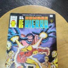Cómics: EL HOMBRE DE HIERRO VOL 2 N° 61 (VÉRTICE). Lote 245203530
