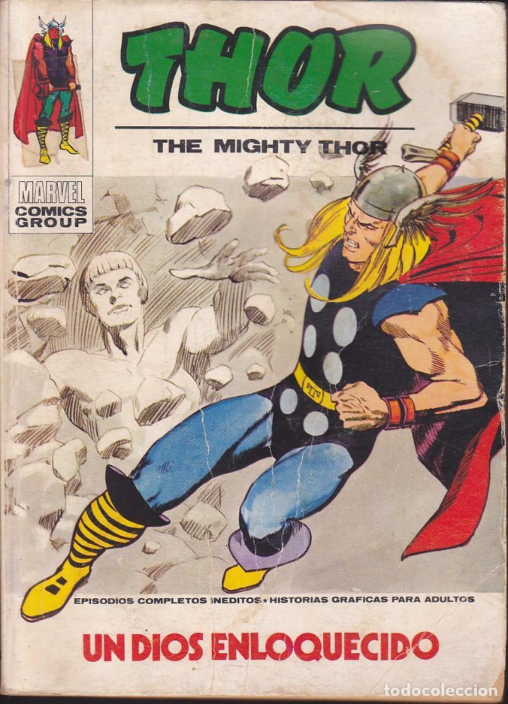 COMIC COLECCION THOR VOL. 1 Nº 28 (Tebeos y Comics - Vértice - Thor)