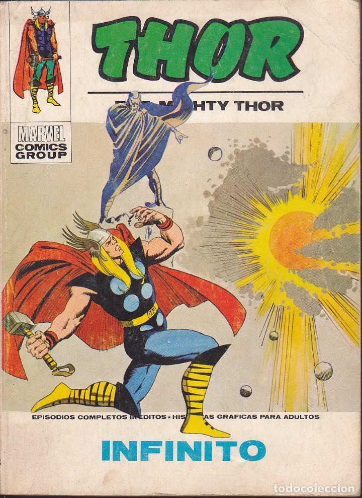 COMIC COLECCION THOR VOL. 1 Nº 38 (Tebeos y Comics - Vértice - Thor)