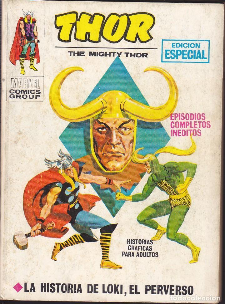 COMIC COLECCION THOR VOL.1 Nº 8 (Tebeos y Comics - Vértice - Thor)
