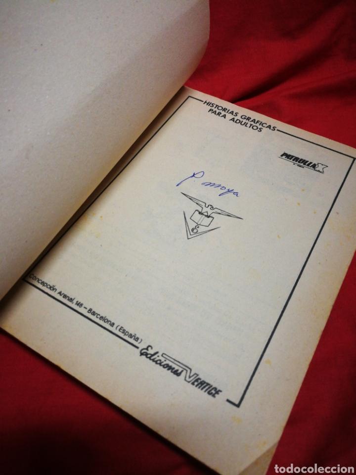 Cómics: PATRULLA X (X-MEN)-EDICIONES VÉRTICE (COMICS GROUP), N°9.EDICION ESPECIAL, TACO. 1974. - Foto 2 - 245548220