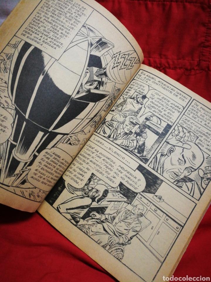 Cómics: PATRULLA X (X-MEN)-EDICIONES VÉRTICE (COMICS GROUP), N°9.EDICION ESPECIAL, TACO. 1974. - Foto 4 - 245548220