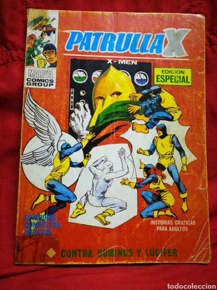 PATRULLA X (X-MEN)-EDICIONES VÉRTICE (COMICS GROUP), N°9.EDICION ESPECIAL, TACO. 1974. (Tebeos y Comics - Vértice - Patrulla X)