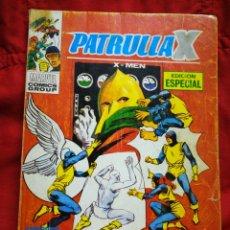 Cómics: PATRULLA X (X-MEN)-EDICIONES VÉRTICE (COMICS GROUP), N°9.EDICION ESPECIAL, TACO. 1974.. Lote 245548220
