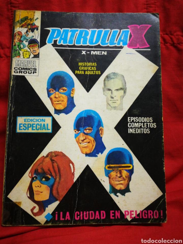 PATRULLA X (X-MEN)-EDICIONES VÉRTICE (COMICS GROUP), N°10.EDICION ESPECIAL, TACO. 1970. (Tebeos y Comics - Vértice - Patrulla X)