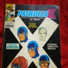 Cómics: PATRULLA X (X-MEN)-EDICIONES VÉRTICE (COMICS GROUP), N°10.EDICION ESPECIAL, TACO. 1970.. Lote 245548595