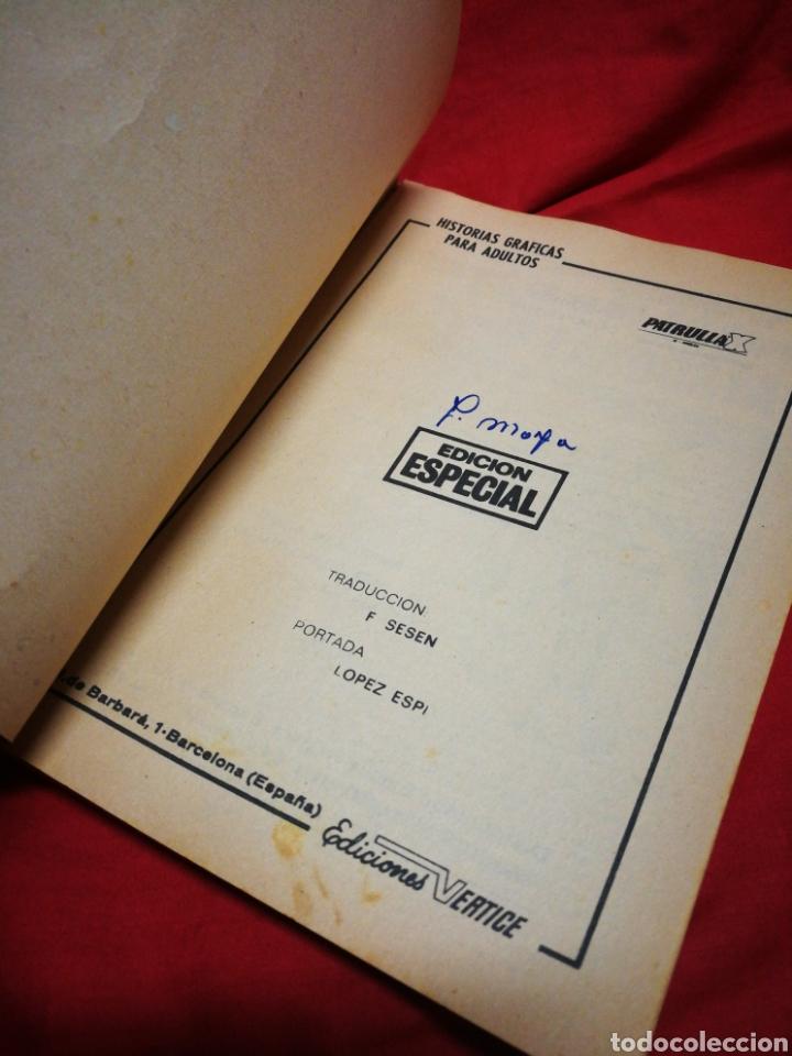 Cómics: PATRULLA X (X-MEN)-EDICIONES VÉRTICE (COMICS GROUP), N°11.EDICION ESPECIAL, TACO. 1970. - Foto 2 - 245549300