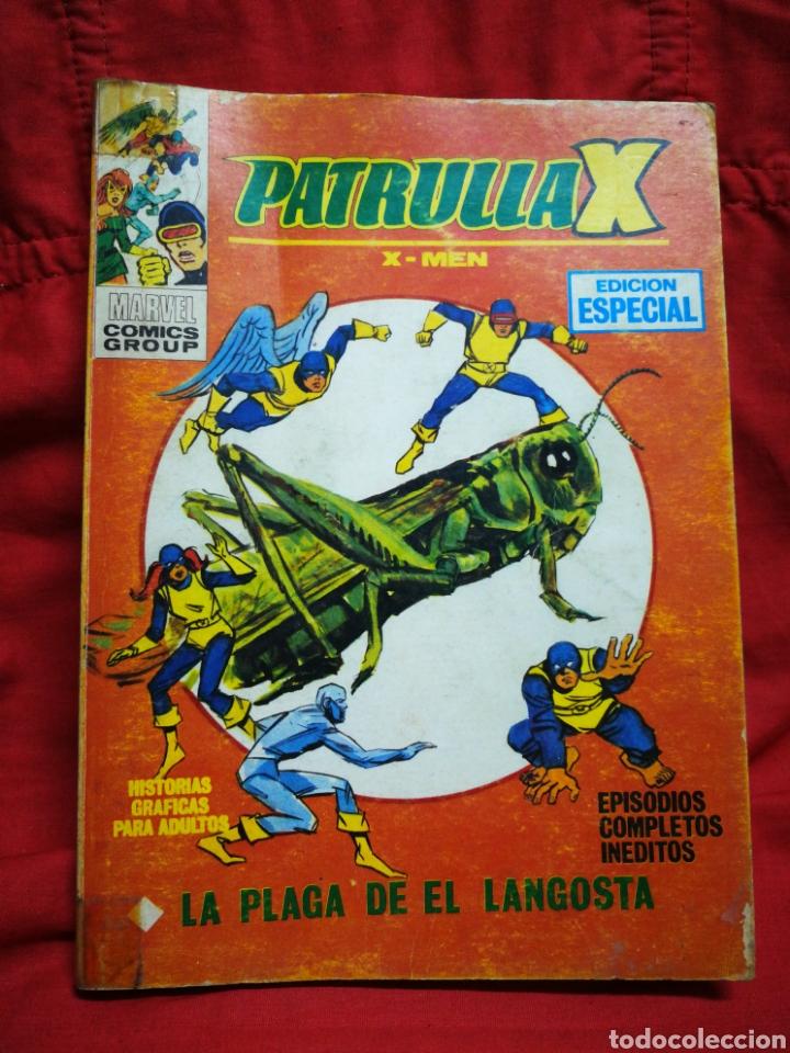 PATRULLA X (X-MEN)-EDICIONES VÉRTICE (COMICS GROUP), N°11.EDICION ESPECIAL, TACO. 1970. (Tebeos y Comics - Vértice - Patrulla X)