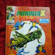 Cómics: PATRULLA X (X-MEN)-EDICIONES VÉRTICE (COMICS GROUP), N°11.EDICION ESPECIAL, TACO. 1970.. Lote 245549300