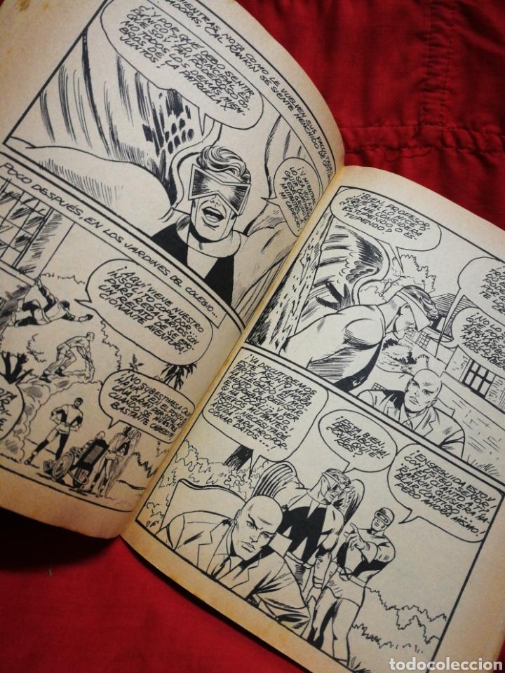 Cómics: PATRULLA X (X-MEN)-EDICIONES VÉRTICE (COMICS GROUP), N°12.EDICION ESPECIAL, TACO. 1970. - Foto 3 - 245552775