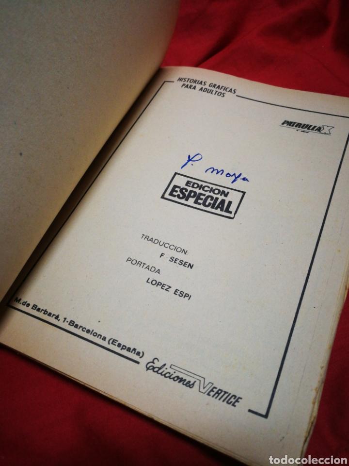 Cómics: PATRULLA X (X-MEN)-EDICIONES VÉRTICE (COMICS GROUP), N°13.EDICION ESPECIAL, TACO. 1970. - Foto 2 - 245553800