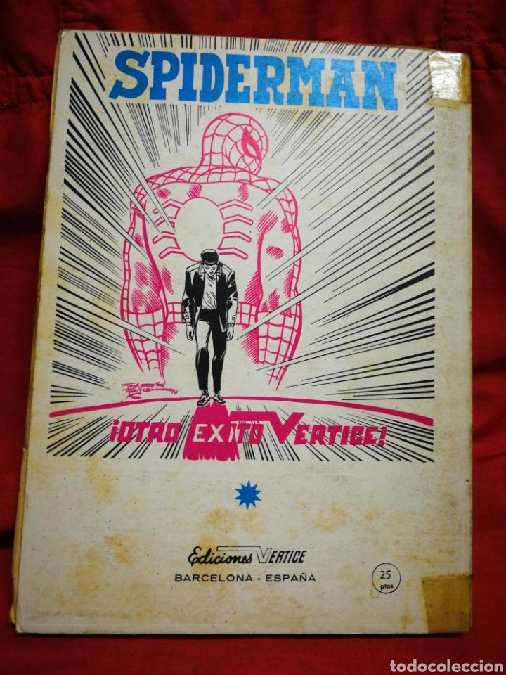 Cómics: PATRULLA X (X-MEN)-EDICIONES VÉRTICE (COMICS GROUP), N°13.EDICION ESPECIAL, TACO. 1970. - Foto 4 - 245553800