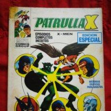 Cómics: PATRULLA X (X-MEN)-EDICIONES VÉRTICE (COMICS GROUP), N°13.EDICION ESPECIAL, TACO. 1970.. Lote 245553800