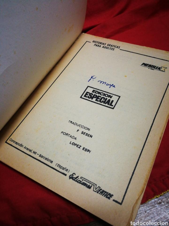 Cómics: PATRULLA X (X-MEN)-EDICIONES VÉRTICE (COMICS GROUP), N°14.EDICION ESPECIAL, TACO. 1970. - Foto 2 - 245554280