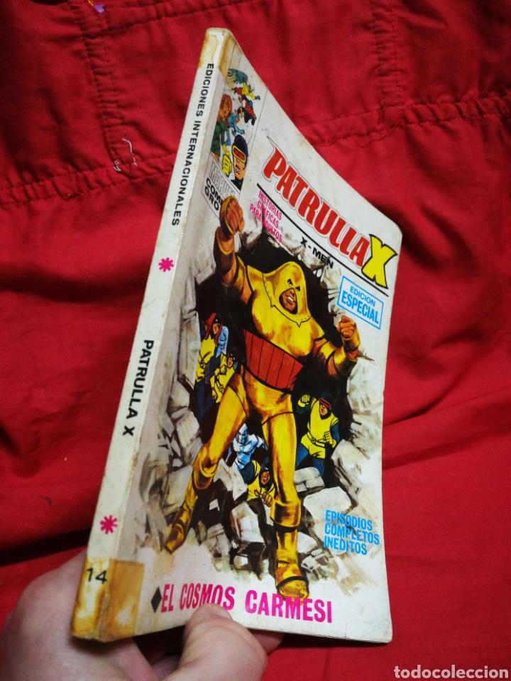 Cómics: PATRULLA X (X-MEN)-EDICIONES VÉRTICE (COMICS GROUP), N°14.EDICION ESPECIAL, TACO. 1970. - Foto 5 - 245554280