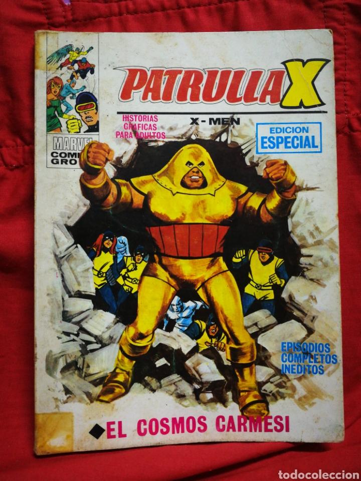 PATRULLA X (X-MEN)-EDICIONES VÉRTICE (COMICS GROUP), N°14.EDICION ESPECIAL, TACO. 1970. (Tebeos y Comics - Vértice - Patrulla X)