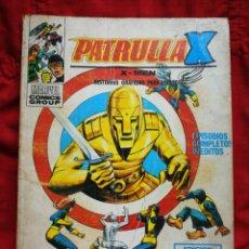 Cómics: PATRULLA X (X-MEN)-EDICIONES VÉRTICE (COMICS GROUP), N°15.EDICION ESPECIAL, TACO. 1970.. Lote 245556260