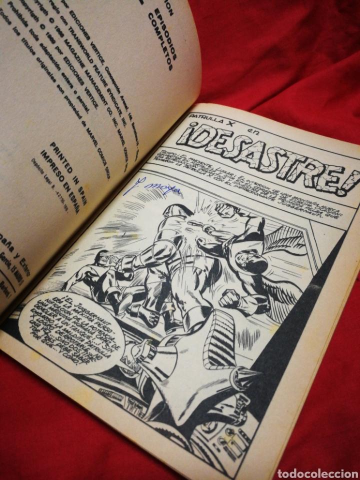 Cómics: PATRULLA X (X-MEN)-EDICIONES VÉRTICE (COMICS GROUP), N°17.EDICION ESPECIAL, TACO. 1970. - Foto 3 - 245556615