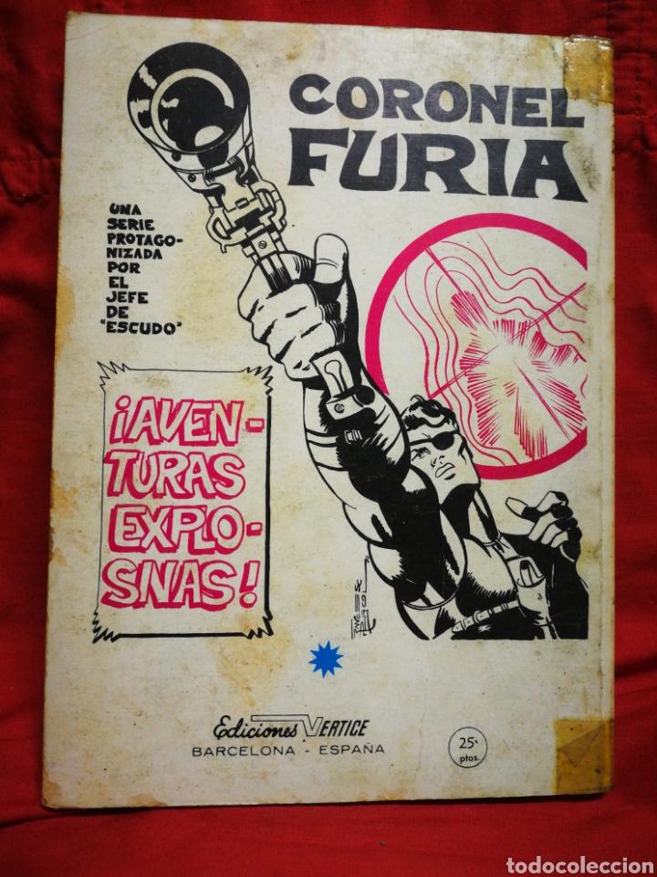 Cómics: PATRULLA X (X-MEN)-EDICIONES VÉRTICE (COMICS GROUP), N°17.EDICION ESPECIAL, TACO. 1970. - Foto 4 - 245556615