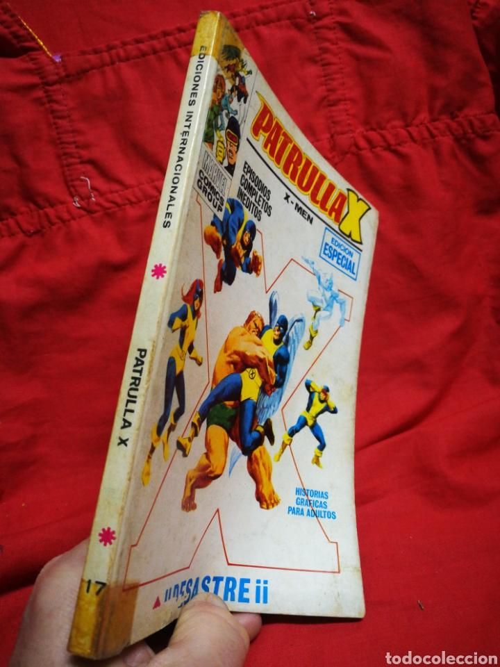 Cómics: PATRULLA X (X-MEN)-EDICIONES VÉRTICE (COMICS GROUP), N°17.EDICION ESPECIAL, TACO. 1970. - Foto 5 - 245556615