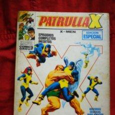 Cómics: PATRULLA X (X-MEN)-EDICIONES VÉRTICE (COMICS GROUP), N°17.EDICION ESPECIAL, TACO. 1970.. Lote 245556615