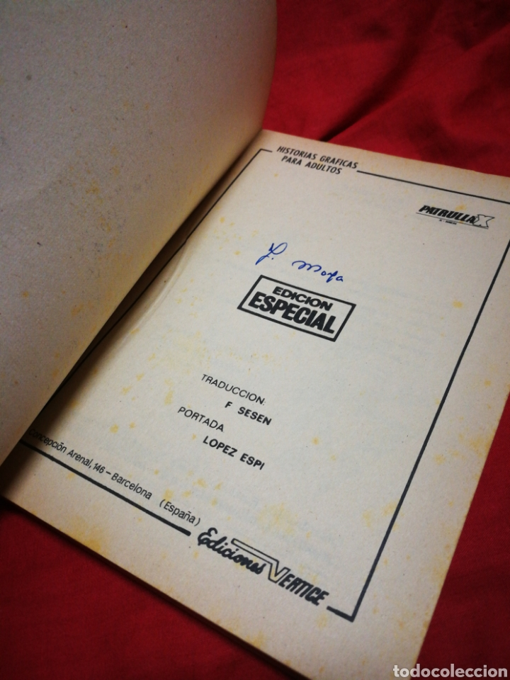 Cómics: PATRULLA X (X-MEN)-EDICIONES VÉRTICE (COMICS GROUP), N°18.EDICION ESPECIAL, TACO. 1970. - Foto 2 - 245557070