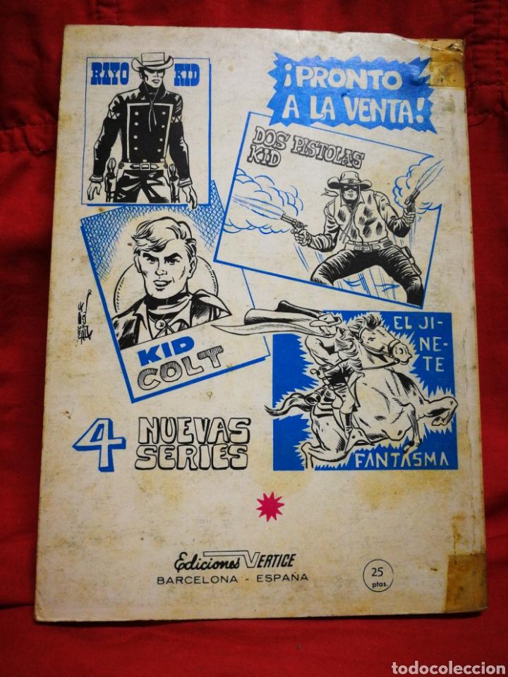 Cómics: PATRULLA X (X-MEN)-EDICIONES VÉRTICE (COMICS GROUP), N°18.EDICION ESPECIAL, TACO. 1970. - Foto 4 - 245557070