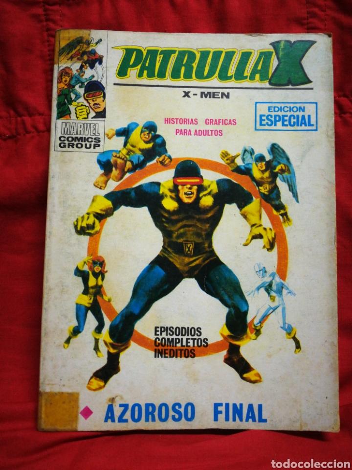 PATRULLA X (X-MEN)-EDICIONES VÉRTICE (COMICS GROUP), N°18.EDICION ESPECIAL, TACO. 1970. (Tebeos y Comics - Vértice - Patrulla X)