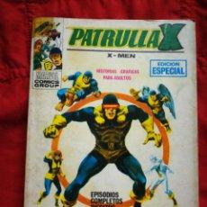 Cómics: PATRULLA X (X-MEN)-EDICIONES VÉRTICE (COMICS GROUP), N°18.EDICION ESPECIAL, TACO. 1970.. Lote 245557070