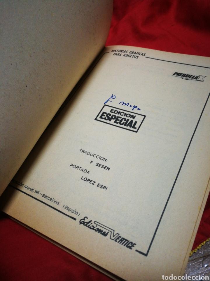 Cómics: PATRULLA X (X-MEN)-EDICIONES VÉRTICE (COMICS GROUP), N°19.EDICION ESPECIAL, TACO. 1970. - Foto 2 - 245557710