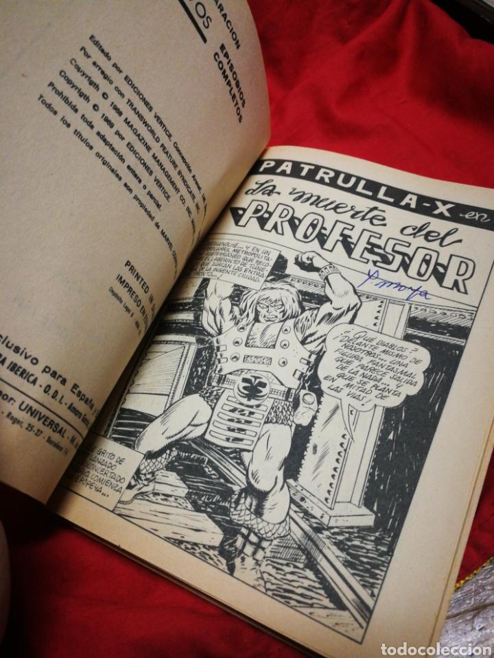 Cómics: PATRULLA X (X-MEN)-EDICIONES VÉRTICE (COMICS GROUP), N°19.EDICION ESPECIAL, TACO. 1970. - Foto 3 - 245557710