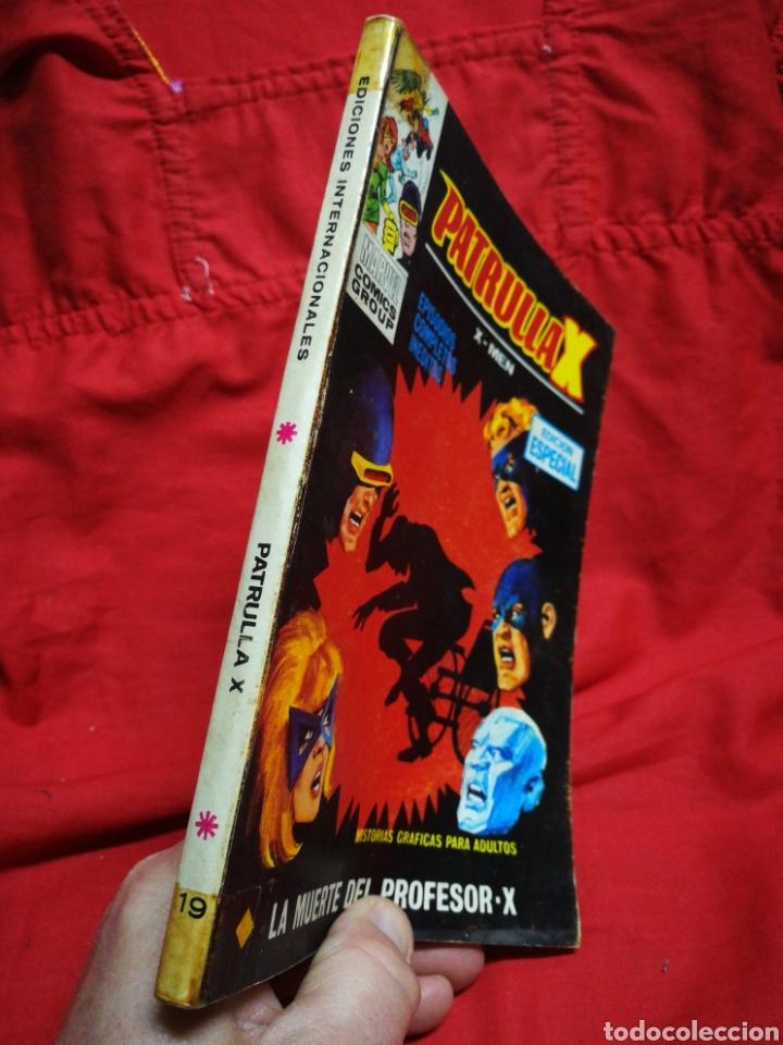 Cómics: PATRULLA X (X-MEN)-EDICIONES VÉRTICE (COMICS GROUP), N°19.EDICION ESPECIAL, TACO. 1970. - Foto 6 - 245557710