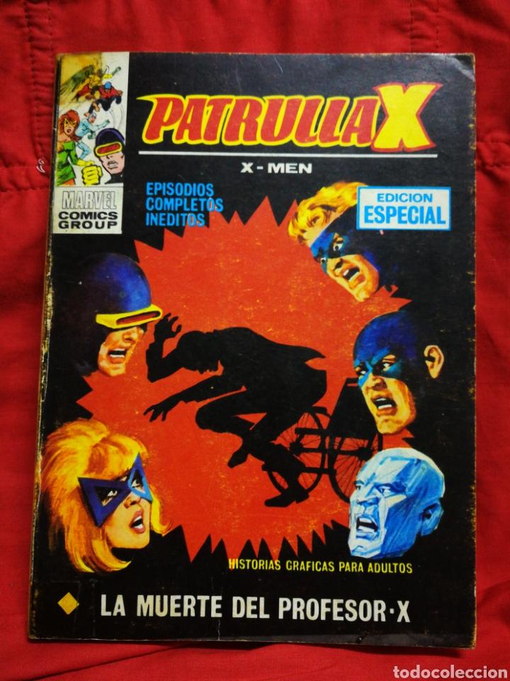 PATRULLA X (X-MEN)-EDICIONES VÉRTICE (COMICS GROUP), N°19.EDICION ESPECIAL, TACO. 1970. (Tebeos y Comics - Vértice - Patrulla X)