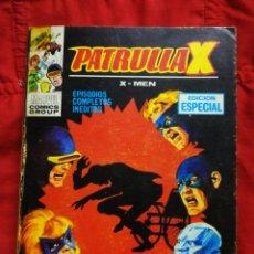 Cómics: PATRULLA X (X-MEN)-EDICIONES VÉRTICE (COMICS GROUP), N°19.EDICION ESPECIAL, TACO. 1970.. Lote 245557710