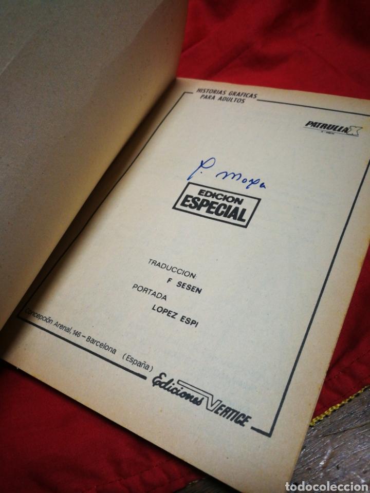 Cómics: PATRULLA X (X-MEN)-EDICIONES VÉRTICE (COMICS GROUP), N°20.EDICION ESPECIAL, TACO. 1971. - Foto 2 - 245558090
