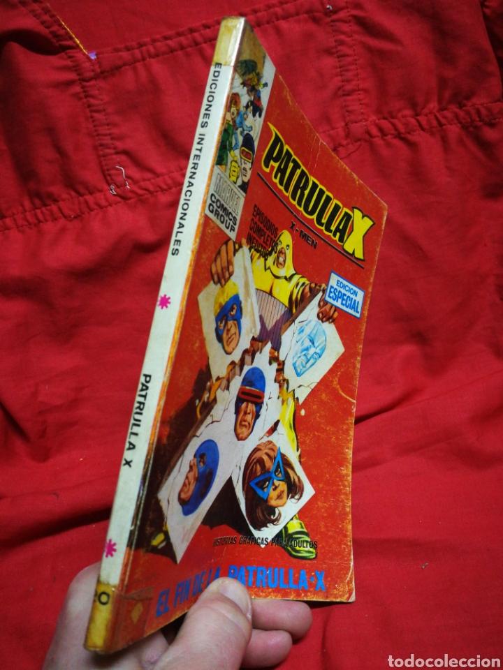 Cómics: PATRULLA X (X-MEN)-EDICIONES VÉRTICE (COMICS GROUP), N°20.EDICION ESPECIAL, TACO. 1971. - Foto 5 - 245558090