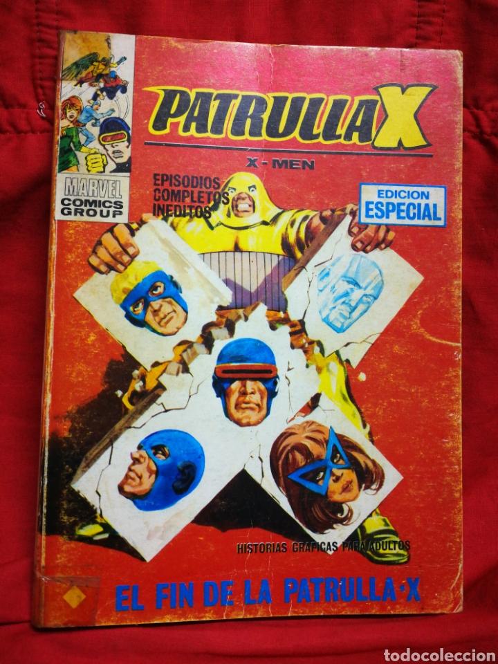 PATRULLA X (X-MEN)-EDICIONES VÉRTICE (COMICS GROUP), N°20.EDICION ESPECIAL, TACO. 1971. (Tebeos y Comics - Vértice - Patrulla X)