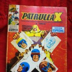 Cómics: PATRULLA X (X-MEN)-EDICIONES VÉRTICE (COMICS GROUP), N°20.EDICION ESPECIAL, TACO. 1971.. Lote 245558090