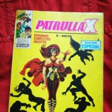 Cómics: PATRULLA X (X-MEN)-EDICIONES VÉRTICE (COMICS GROUP), N°22.EDICION ESPECIAL, TACO. 1971.. Lote 245616845