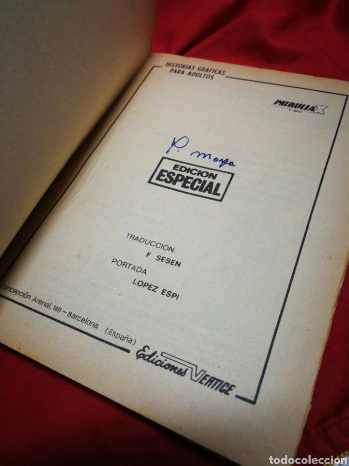 Cómics: PATRULLA X (X-MEN)-EDICIONES VÉRTICE (COMICS GROUP), N°23.EDICION ESPECIAL, TACO. 1971. - Foto 2 - 245617295