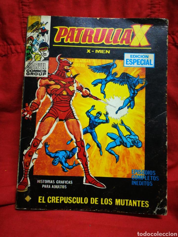 PATRULLA X (X-MEN)-EDICIONES VÉRTICE (COMICS GROUP), N°23.EDICION ESPECIAL, TACO. 1971. (Tebeos y Comics - Vértice - Patrulla X)