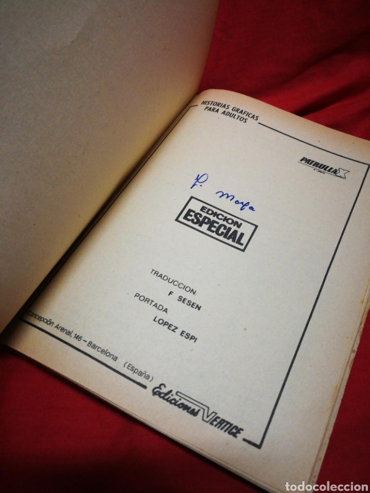 Cómics: PATRULLA X (X-MEN)-EDICIONES VÉRTICE (COMICS GROUP), N°24.EDICION ESPECIAL, TACO. 1971. - Foto 2 - 245617695