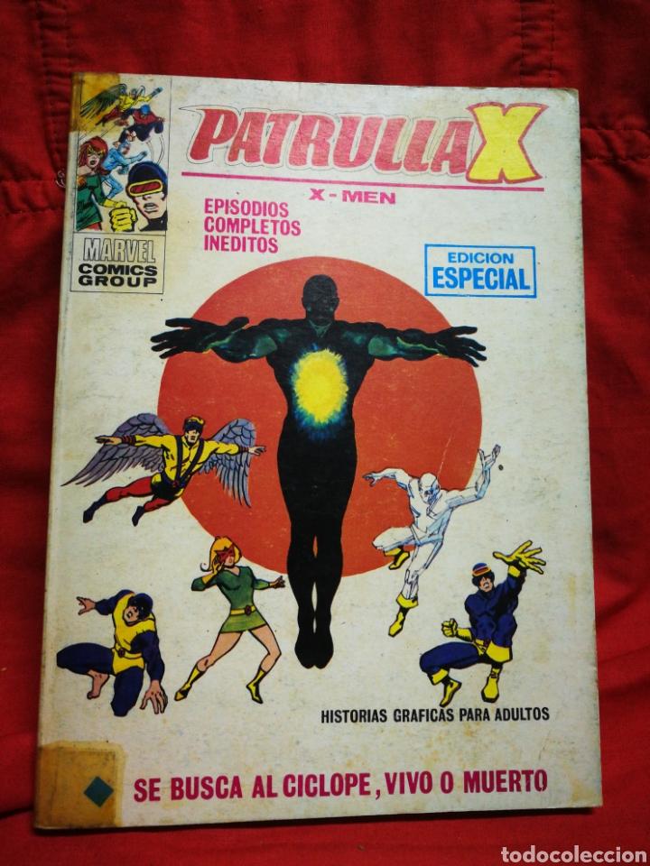PATRULLA X (X-MEN)-EDICIONES VÉRTICE (COMICS GROUP), N°24.EDICION ESPECIAL, TACO. 1971. (Tebeos y Comics - Vértice - Patrulla X)