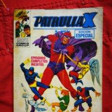 Cómics: PATRULLA X (X-MEN)-EDICIONES VÉRTICE (COMICS GROUP), N°25.EDICION ESPECIAL, TACO. 1971.. Lote 245618255