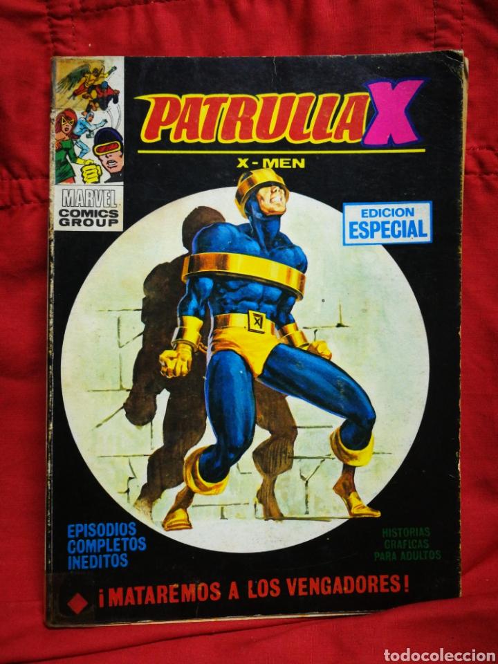 PATRULLA X (X-MEN)-EDICIONES VÉRTICE (COMICS GROUP), N°26.EDICION ESPECIAL, TACO. 1971. (Tebeos y Comics - Vértice - Patrulla X)