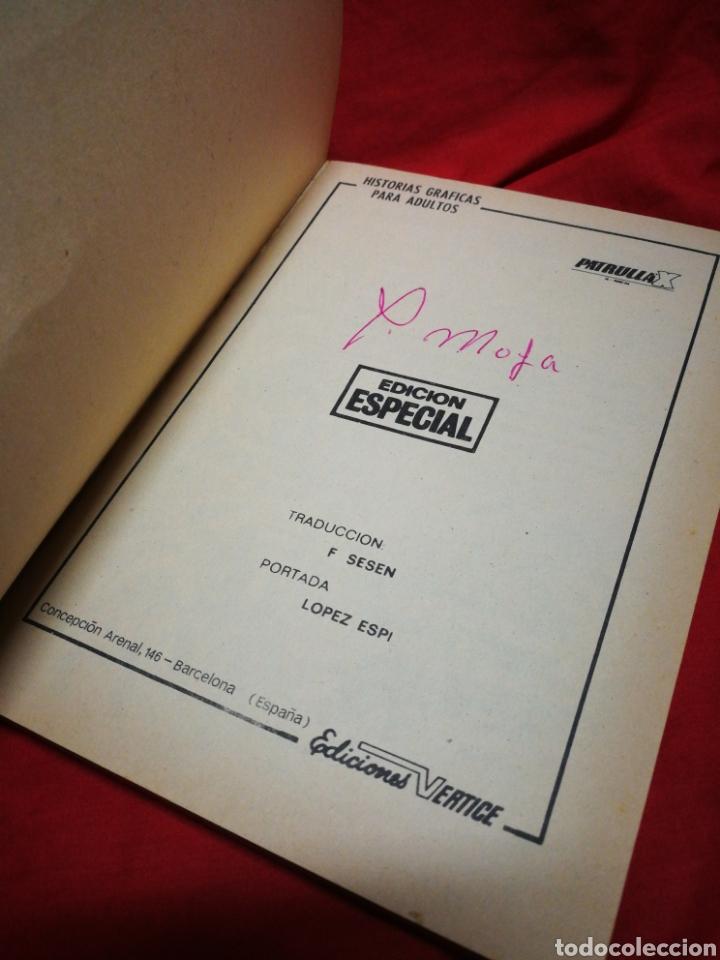 Cómics: PATRULLA X (X-MEN)-EDICIONES VÉRTICE (COMICS GROUP), N°28.EDICION ESPECIAL, TACO. 1971. - Foto 2 - 245619435